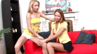 Teen porn where kinky chicks are passionately posing