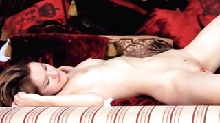 Fine free porn with depraved babe sucking cock during action