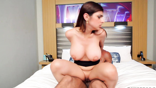 Mia Khalifa Is Back and Ready For Black Dick!